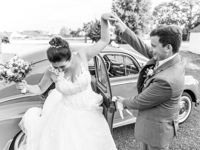 Le mariage de Paul et Bérengère à La Ville-aux-Clercs, Loir-et-Cher 34