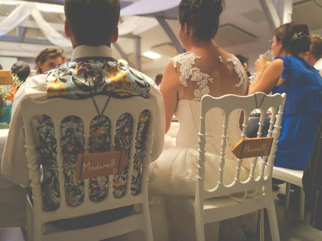 Le mariage de Paul et Bérengère à La Ville-aux-Clercs, Loir-et-Cher 42