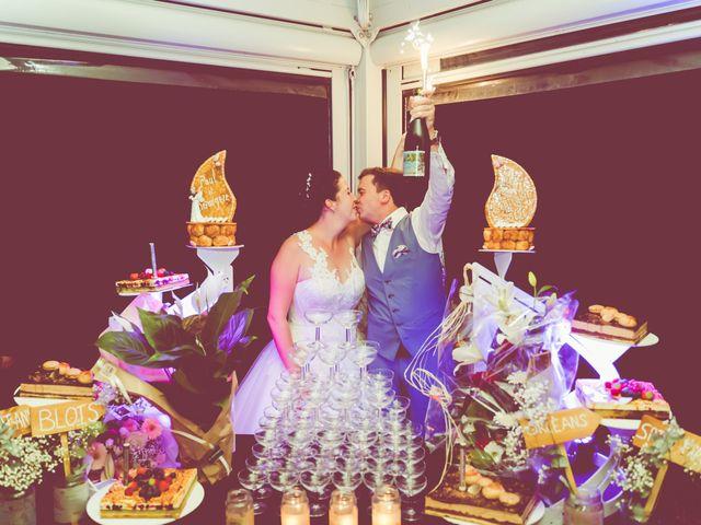 Le mariage de Paul et Bérengère à La Ville-aux-Clercs, Loir-et-Cher 44
