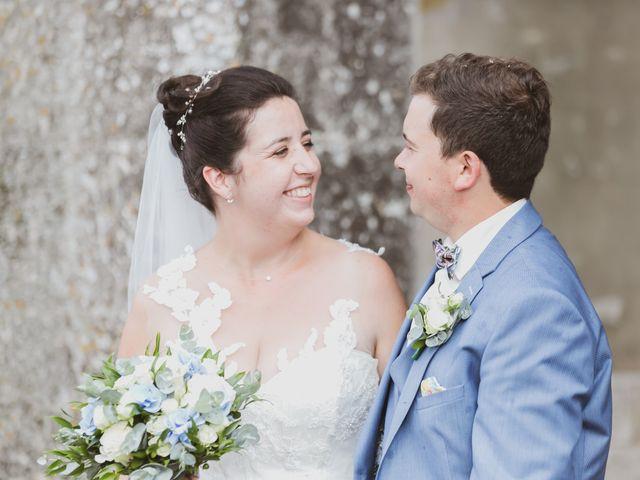 Le mariage de Paul et Bérengère à La Ville-aux-Clercs, Loir-et-Cher 50