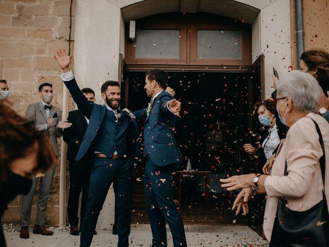 Le mariage de Aurélien et Vladimir à Roiffieux, Ardèche 9