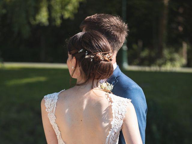 Le mariage de Adrien et Pauline à Varengeville-sur-Mer, Seine-Maritime 5