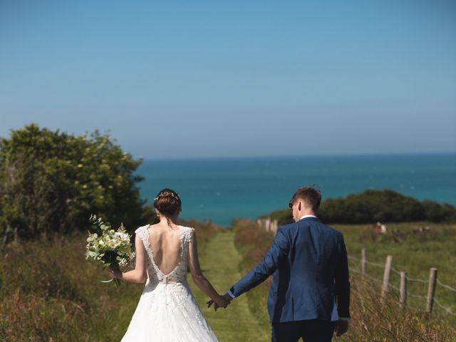 Le mariage de Adrien et Pauline à Varengeville-sur-Mer, Seine-Maritime 1