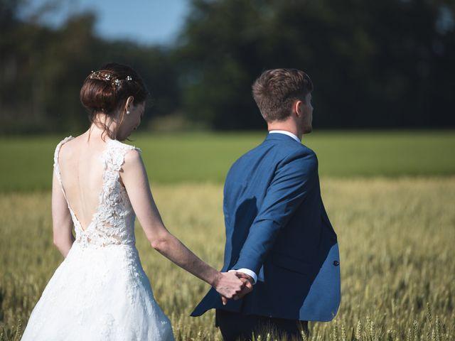 Le mariage de Adrien et Pauline à Varengeville-sur-Mer, Seine-Maritime 14