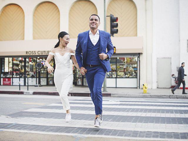 Le mariage de Ella et Jonathan