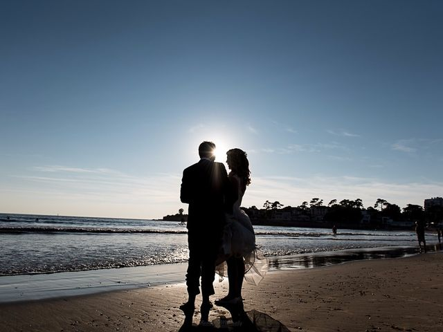 Le mariage de Guillaume et Claire à Royan, Charente Maritime 9