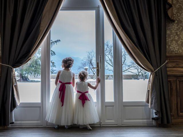 Le mariage de Ludovic et Karine à La Motte-Servolex, Savoie 14
