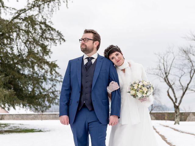 Le mariage de Karine et Ludovic