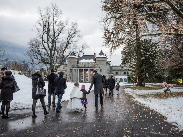 Le mariage de Ludovic et Karine à La Motte-Servolex, Savoie 31