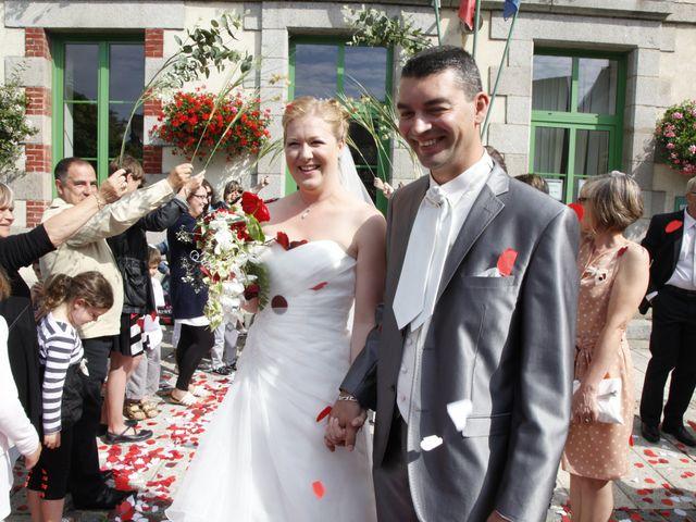Le mariage de Priscilla et Mickaël à Romillé, Ille et Vilaine 1