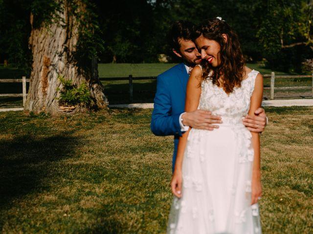 Le mariage de Nicolas et Alexandra à Souppes-sur-Loing, Seine-et-Marne 1