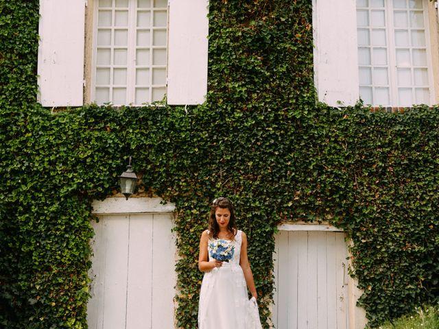 Le mariage de Nicolas et Alexandra à Souppes-sur-Loing, Seine-et-Marne 4