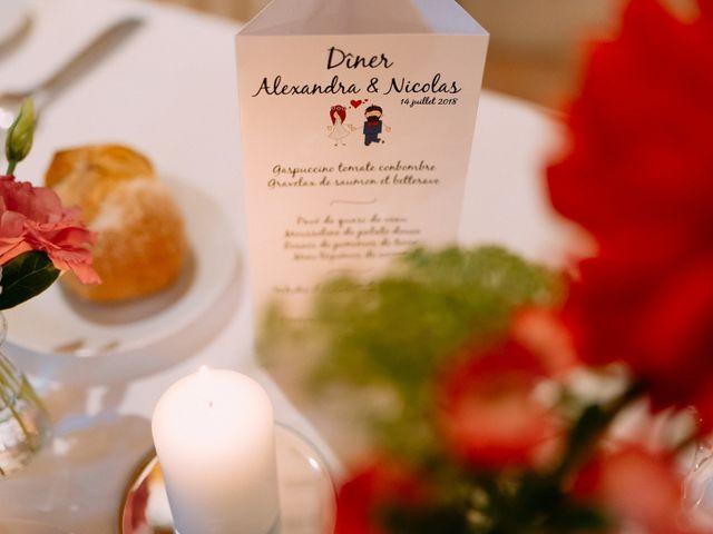 Le mariage de Nicolas et Alexandra à Souppes-sur-Loing, Seine-et-Marne 6