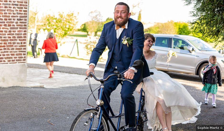 Le mariage de Benoit et Sonia à Louvignies-Quesnoy, Nord