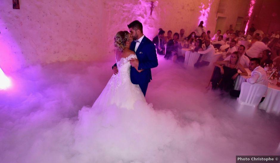 Le mariage de David et Mathilde à Cadaujac, Gironde