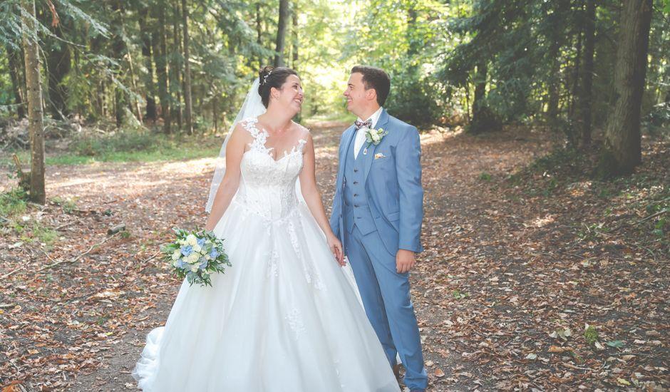 Le mariage de Paul et Bérengère à La Ville-aux-Clercs, Loir-et-Cher