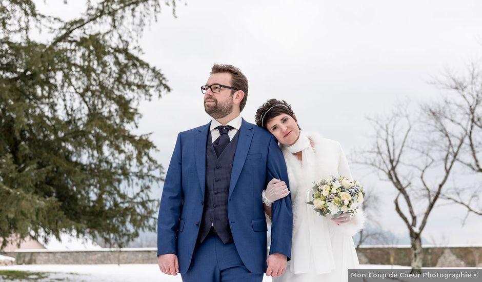 Le mariage de Ludovic et Karine à La Motte-Servolex, Savoie