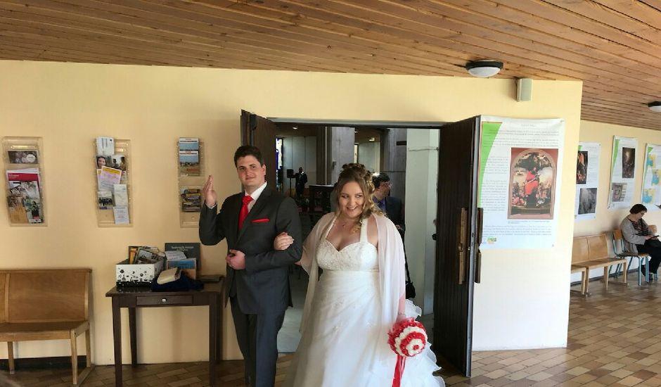 Le mariage de Thomas et Isabelle à Hérouville-Saint-Clair, Calvados