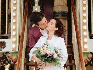 Le mariage de Hélène et Kévin