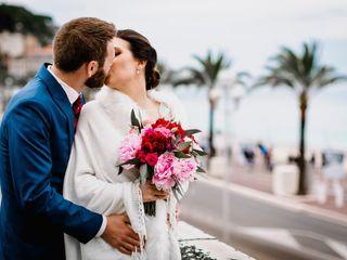 Le mariage de Jessica et Laurent