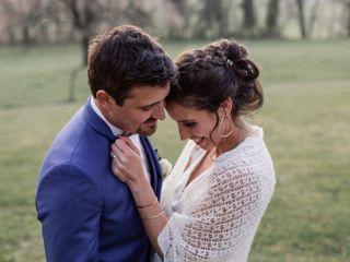 Le mariage de Sara et Jean-Baptiste