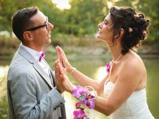 Le mariage de Coralie et Alexandre