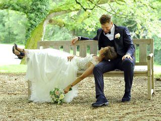 Le mariage de Carolina et François 1
