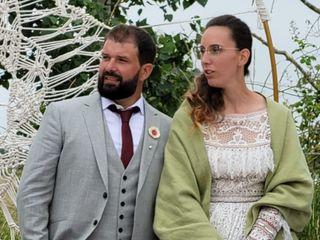Le mariage de Nathalie et Léo