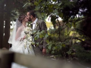 Le mariage de Joshua et Harmonie