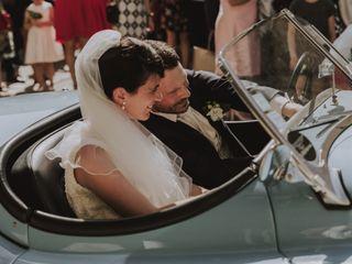 Le mariage de Camille et Jean Baptiste