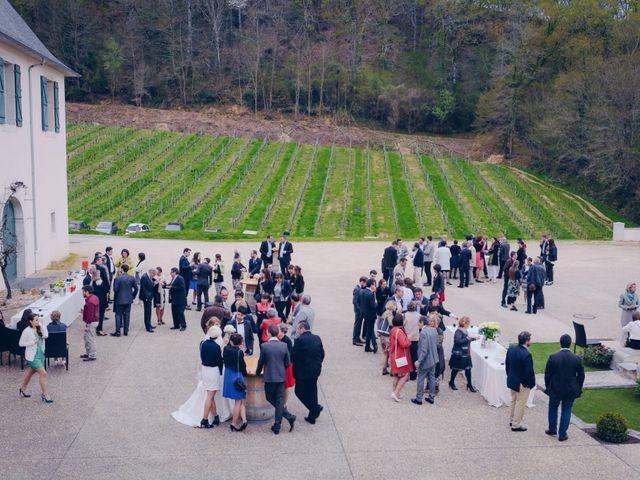 Le mariage de Christophe et Claire à Lescar, Pyrénées-Atlantiques 10