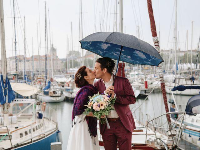 Le mariage de Kévin et Hélène à La Rochelle, Charente Maritime 1