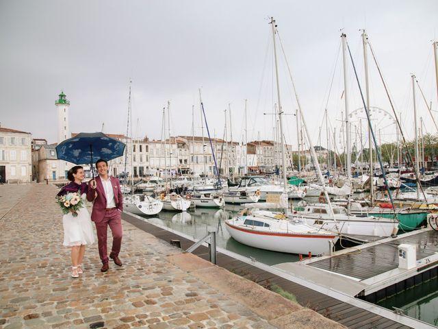 Le mariage de Kévin et Hélène à La Rochelle, Charente Maritime 20