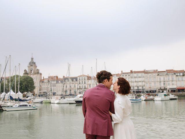 Le mariage de Kévin et Hélène à La Rochelle, Charente Maritime 21