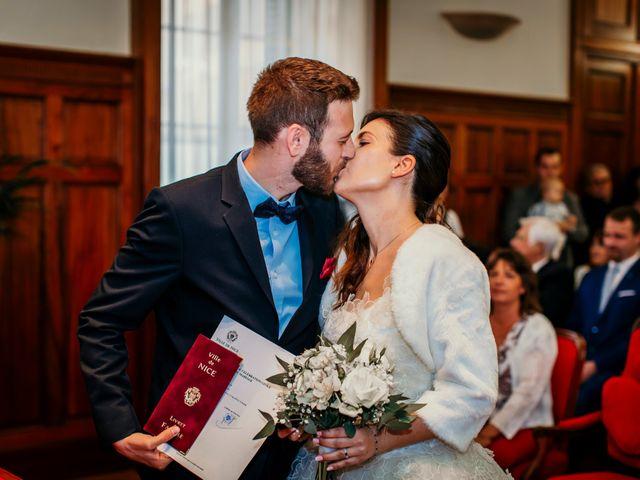 Le mariage de Laurent et Jessica à Nice, Alpes-Maritimes 6