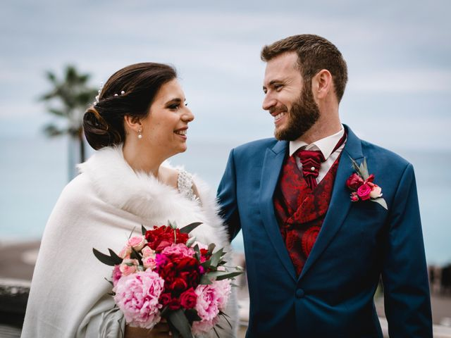 Le mariage de Laurent et Jessica à Nice, Alpes-Maritimes 18