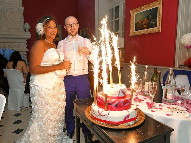 Le mariage de Béatrice et Pierluigi