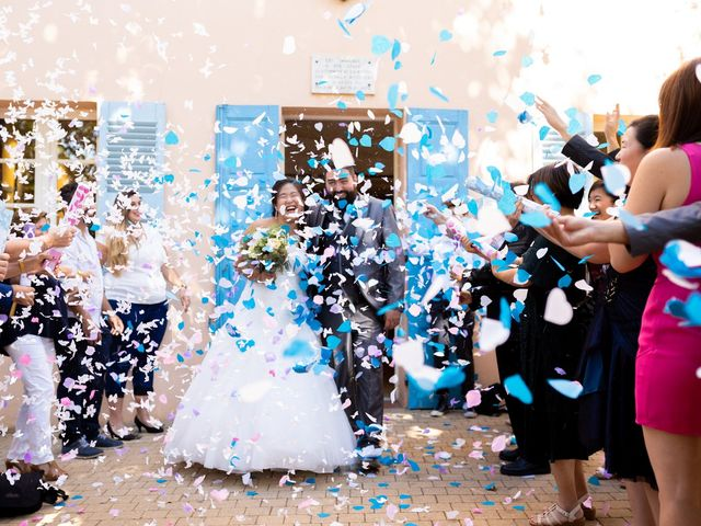 Le mariage de Qiong-Hui et Thierry à La Motte, Var 1