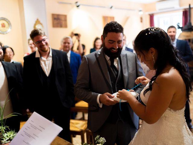 Le mariage de Qiong-Hui et Thierry à La Motte, Var 4