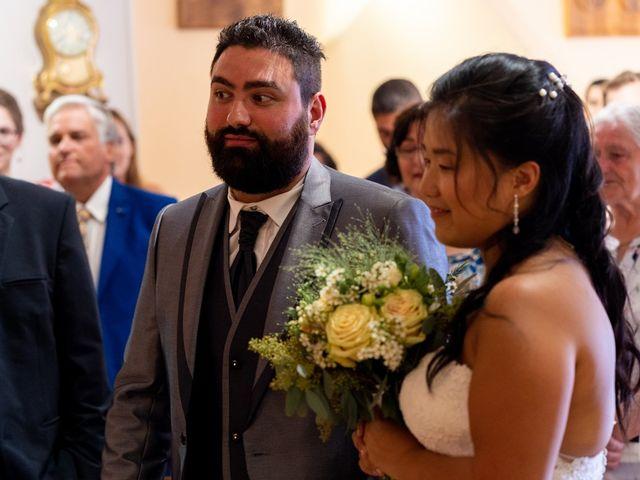 Le mariage de Qiong-Hui et Thierry à La Motte, Var 5