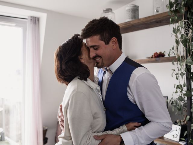 Le mariage de Jean-Baptiste et Sara à Aix-les-Bains, Savoie 12