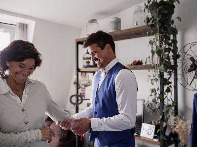 Le mariage de Jean-Baptiste et Sara à Aix-les-Bains, Savoie 13