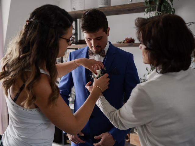 Le mariage de Jean-Baptiste et Sara à Aix-les-Bains, Savoie 14