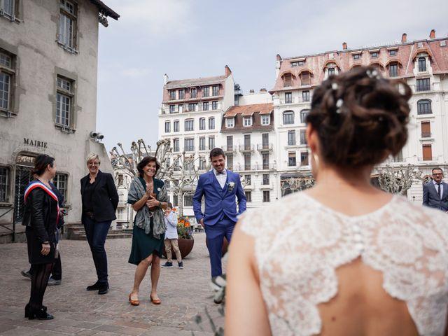 Le mariage de Jean-Baptiste et Sara à Aix-les-Bains, Savoie 34