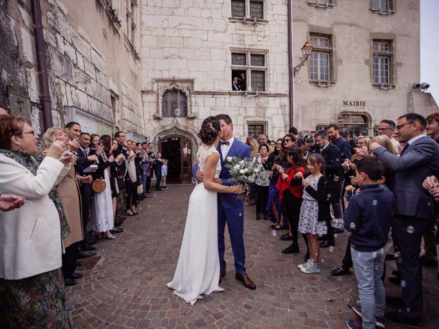 Le mariage de Jean-Baptiste et Sara à Aix-les-Bains, Savoie 39
