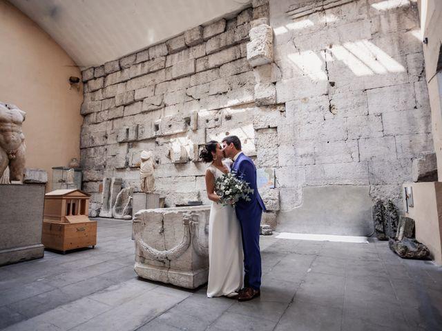 Le mariage de Jean-Baptiste et Sara à Aix-les-Bains, Savoie 40