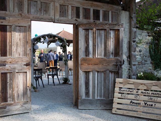 Le mariage de Jean-Baptiste et Sara à Aix-les-Bains, Savoie 43