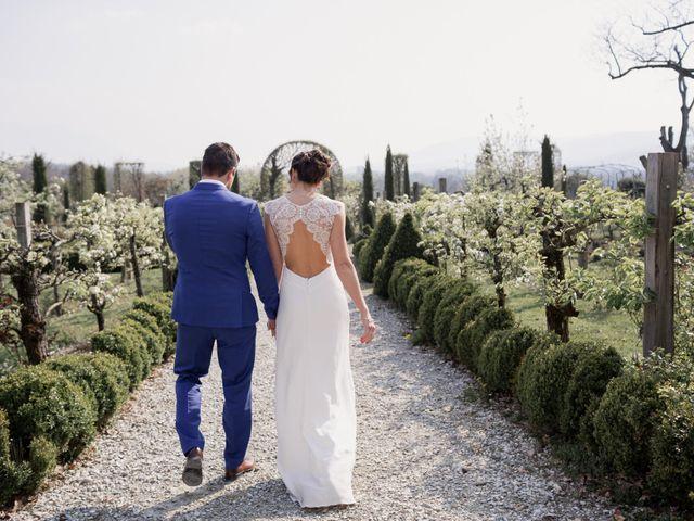 Le mariage de Jean-Baptiste et Sara à Aix-les-Bains, Savoie 45