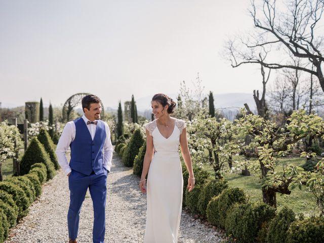 Le mariage de Jean-Baptiste et Sara à Aix-les-Bains, Savoie 47