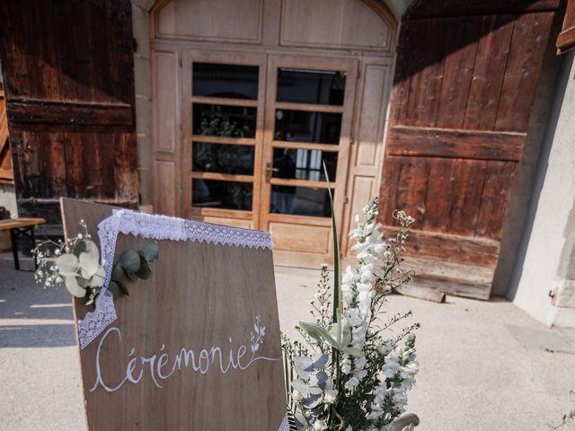 Le mariage de Jean-Baptiste et Sara à Aix-les-Bains, Savoie 50